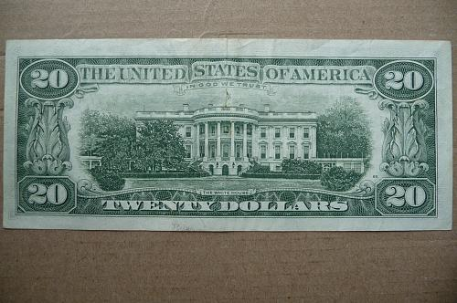1981  $20. F R N.