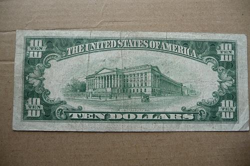 1934-C F R N $10.