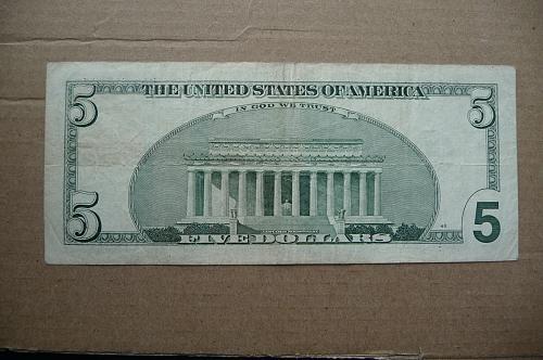 2003  $5.00 F R N