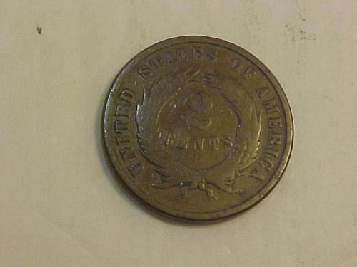 1871 2 CENTS     ai41