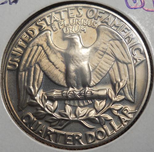1972-s Proof Washington Quarter.  Original Brilliant Surfaces.