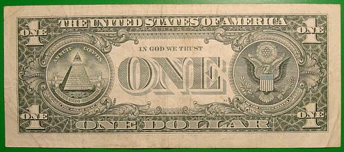 """2009 $1 Federal Reserve Note  """"Green Seal"""" STAR NOTE"""