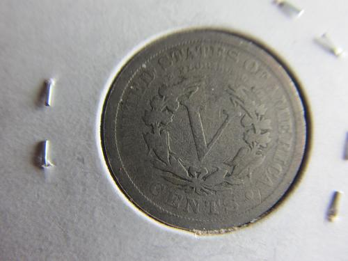 1905 P Liberty Nickel