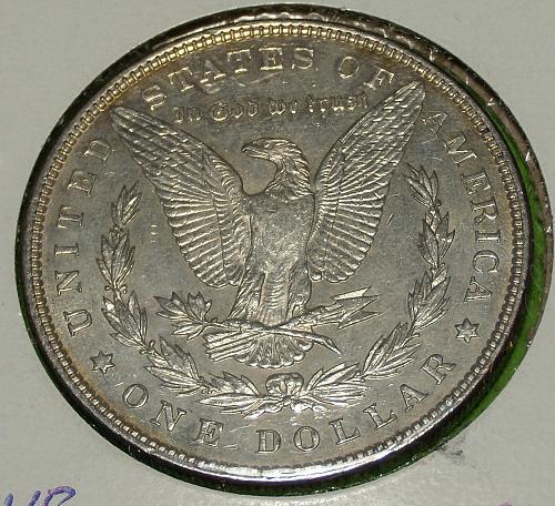 1898 Morgan Dollar  MS61  #$-1898-2