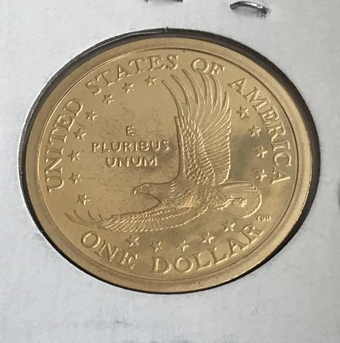 2000 S Proof Native American & Sacagawea Dollar (0202-10)