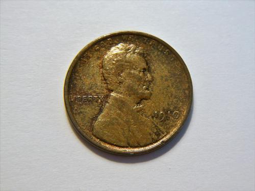 1910-P Lincoln Wheat Cent