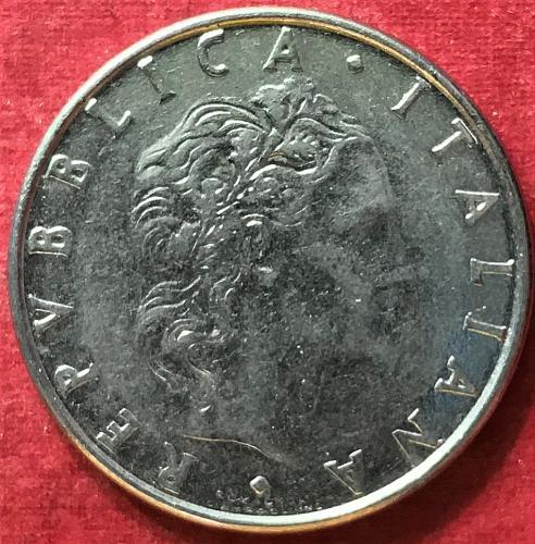 Italy - 1985 - 50 Lire