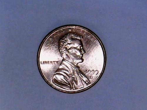 1999 D Lincoln Memorial Cent
