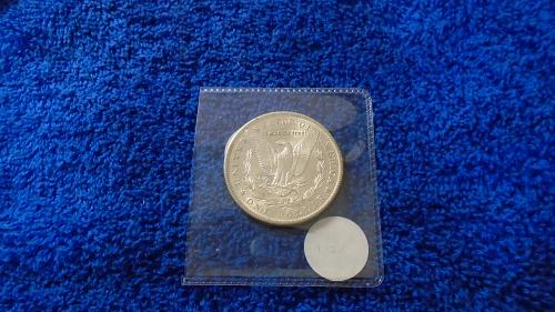 1885 O Morgan Dollars  (#108)