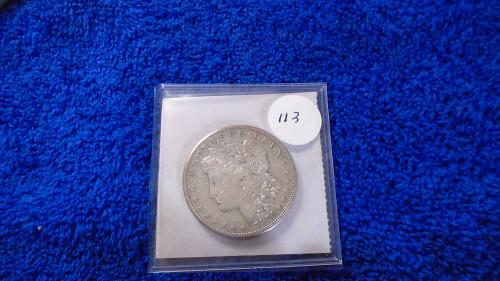 1921 S Morgan Dollars (#113)