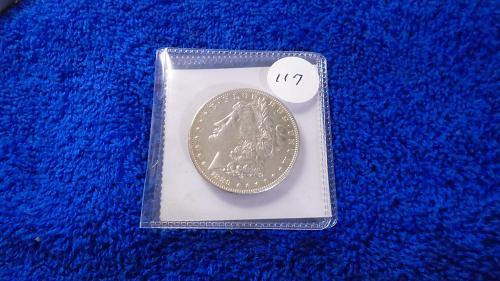 1889 P Morgan Dollars (#117)