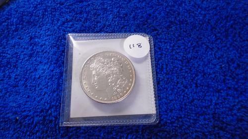 1896 P Morgan Dollars (#118)
