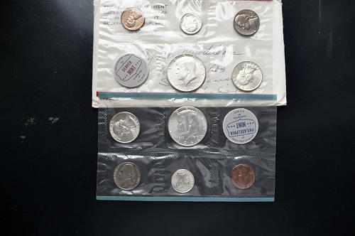 1964 P & D Mint Set