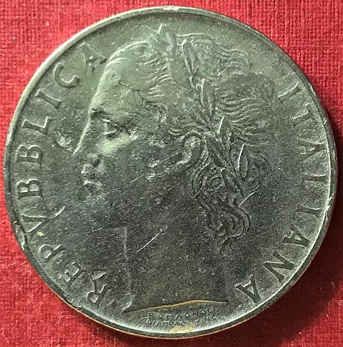 Italy - 1957 - 100 Lire [#1]