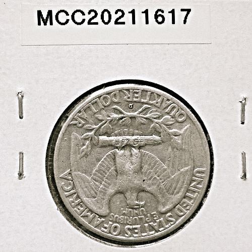 1959 D Washington Quarter Dollar - 4 Photos!