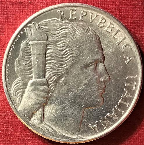 Italy - 1950 - 5 Lire [#1]