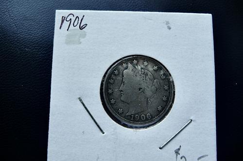 1906 Liberty Head Nickel