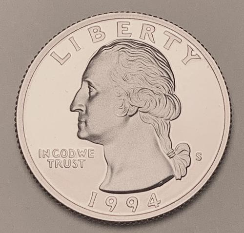 1994-S Proof Washington Quarter [BSWQ 559]