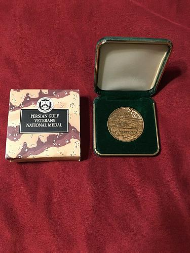 1993 Persian Gulf National Medal