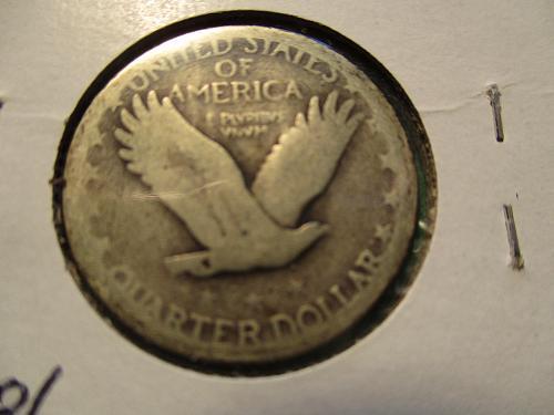 1926-S  G4 Standing Liberty Quarter.  Item: 25 ST26S-04.