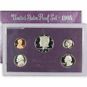 1985   S  PROOF   SET