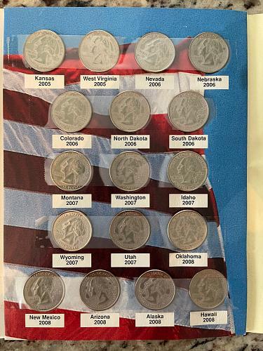 Commemorative Quarters of the United States