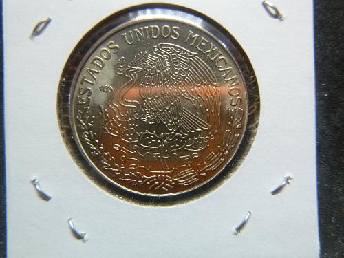 MEXICO 1978 UN PESO