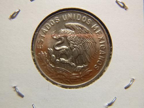 MEXICO 1968 MO 50 CENTAVOS