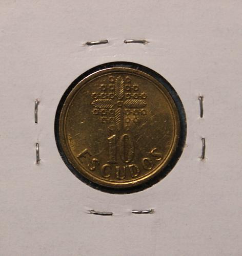 Portugal 1998 10 Escudos