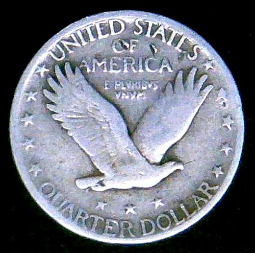 1930 S Standing Liberty Quarters Type 2 V2P16R4