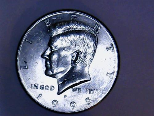 1995 P Kennedy Half Dollars   *See Pictures*