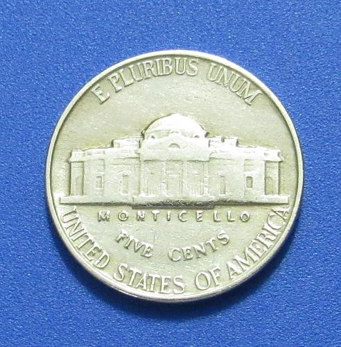 1941 5 Cents - Jefferson Nickel