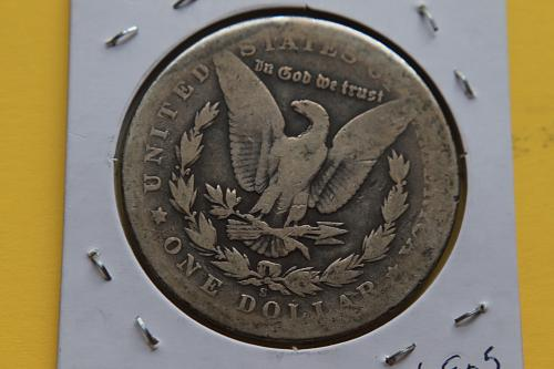 Scarce 1904 S Morgan #905