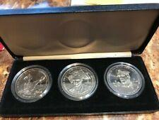 3 Coin 5 Star General Proof Set