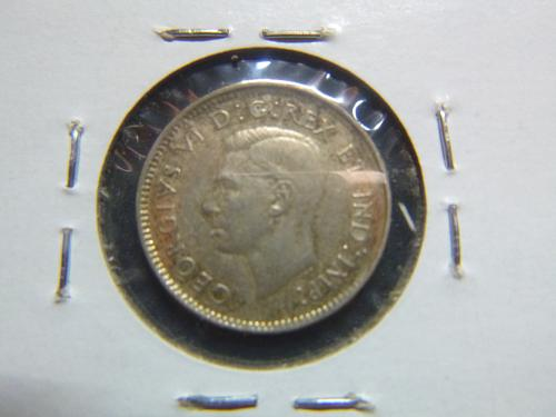 CANADA 1944 10 CENTS