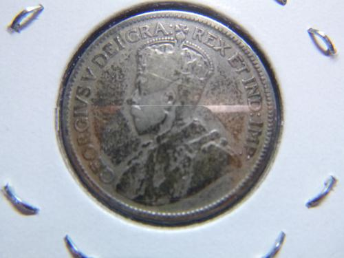 CANADA 1929 25 CENTS