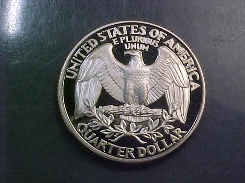 1994 S WASHINGTON QUARTER     aj85