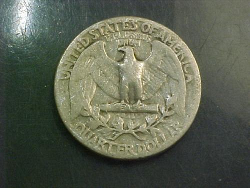 1945 WASHINGTON QUARTER     aj94