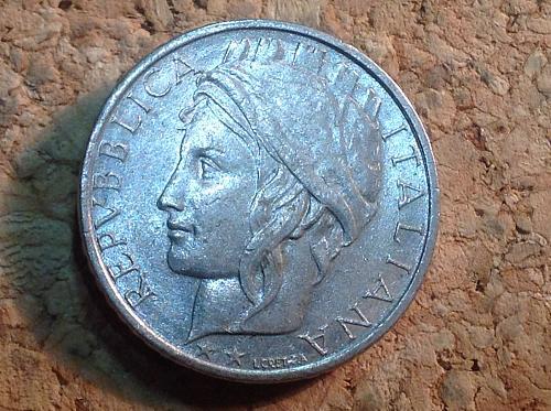 1945-1995 Italy 100 lire