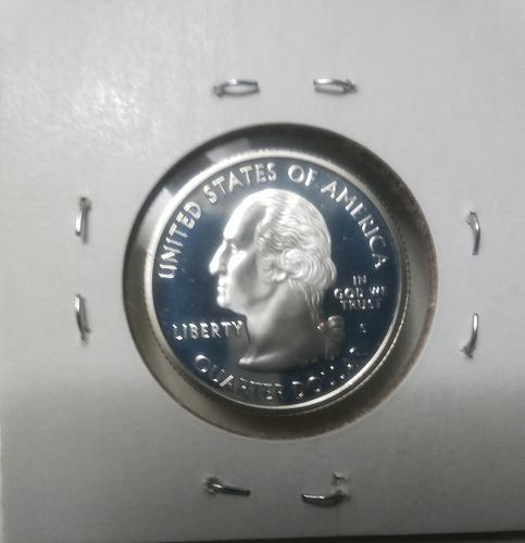 2005s West Virginia Quarter