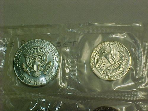 1964 UNITED STATES MINT PROOF SET