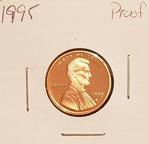 1995 S Lincoln Memorial Cent