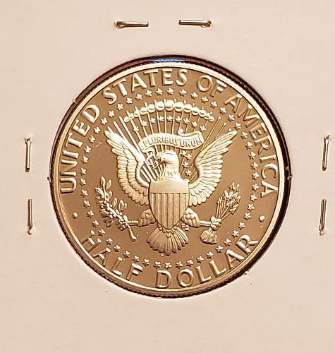 1993 S Kennedy Half Dollar