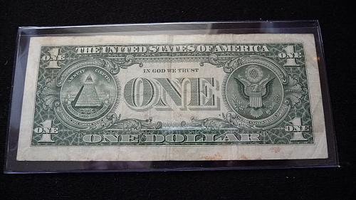 2013 $1 DOLLAR *STAR* NOTE IN FINE CONDITION  B-27-21