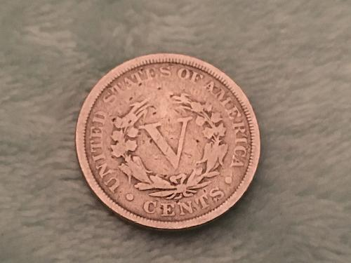 1894 Liberty head nickel