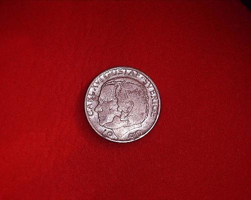 1990 Sweden 1 Krone