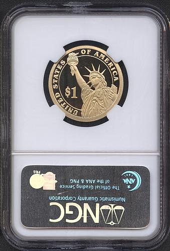 2007 - S  James Madison Pres. Dollar   NGC  PF69UCAM