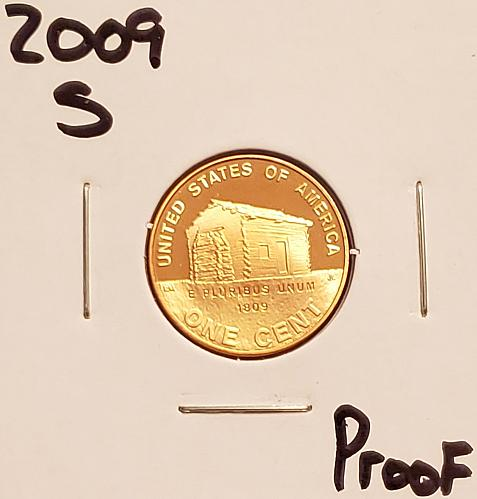 2009 -S Lincoln Memorial Cent : Birth and Early Childhood Kentucky