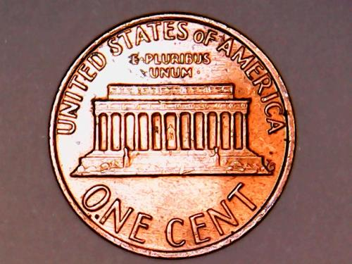 1979 P Lincoln Memorial Cent