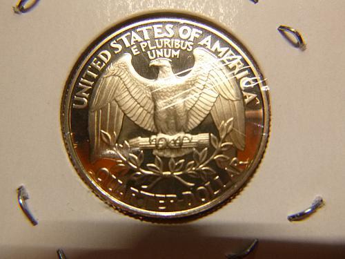 1994 S Washington Quarters Clad Composition